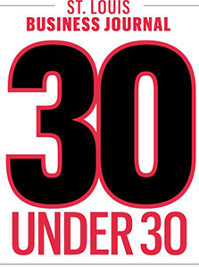 Thirty Under Thirty Award, St. Louis Business Journal